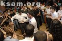 Мега Азери Party  в клубе Джуманджи (День Республики Азербайджана)
