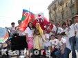 САМ на карнавале в честь г. Санкт-Петербург